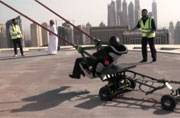 Flying man prank: Viral human catapult video is actually an advertisement