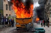 Trade organisations call bandh in Tamil Nadu against torching of state lorries in Karnataka