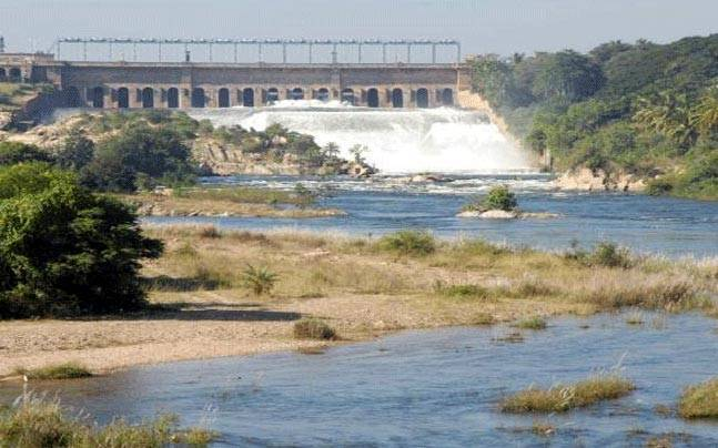 Cauvery water wars
