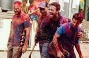 You have to be VERY rich to attend the Coldplay concert in India