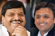 Akhilesh Yadav hands back Shivpal his portfolios, assures Gayatri Prajapati's induction in Cabinet