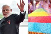 3750kg Modi-special birthday cake to break world record; will be cut by tribal girls