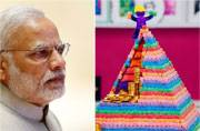 Will this Modi-special birthday cake break the Guinness World Record?