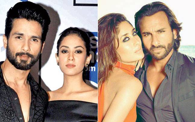 Saif-Kareena gets inspired from Shahid-Mira