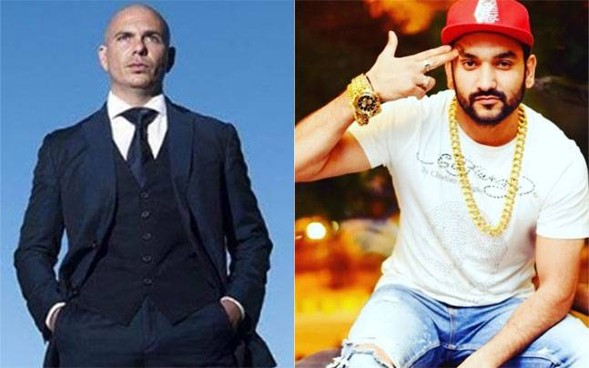 Chull Singer Fazilpuria And Pitbull To Work On A New Song Together