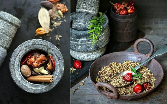 From the north Indian garam masala to the south Indian chettinad, here are some of the best spice mixes from India. Picture courtesy: Instagram/passionateaboutbaking/indiaunveiled