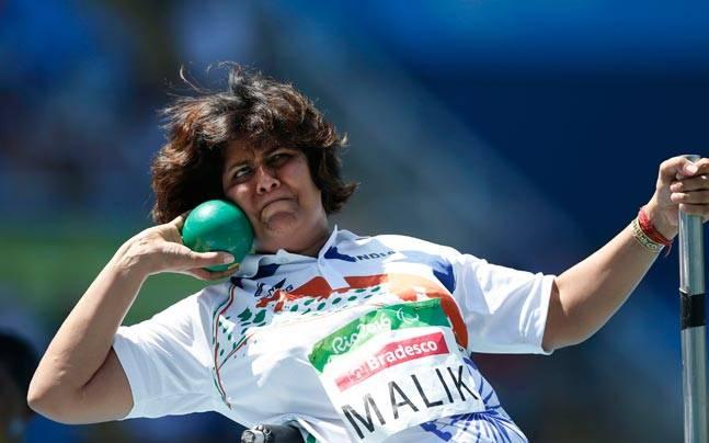 Deepa Malik. (AP Photo)