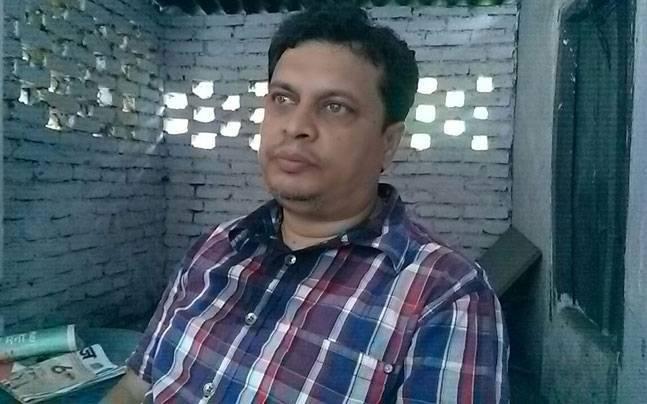 Excise inspector Deepak Kumar