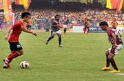 Disappointing not to have Kolkata Derby: Bhaichung Bhutia