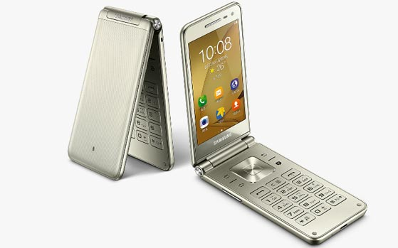 Samsung's Android flip phone Galaxy Folder 2 is now official