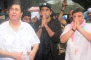 SEE PICS: Ranbir Kapoor and family celebrate Ganesh Utsav
