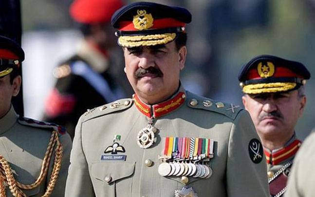 General Raheel Sharif. Photo: PTI
