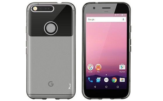Google Pixel XL, Pixel leaked by case makers, images confirm iPhone-like design