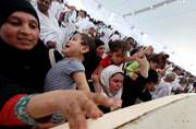 Haj pilgrims begin rite which led to deadly stampede in 2015