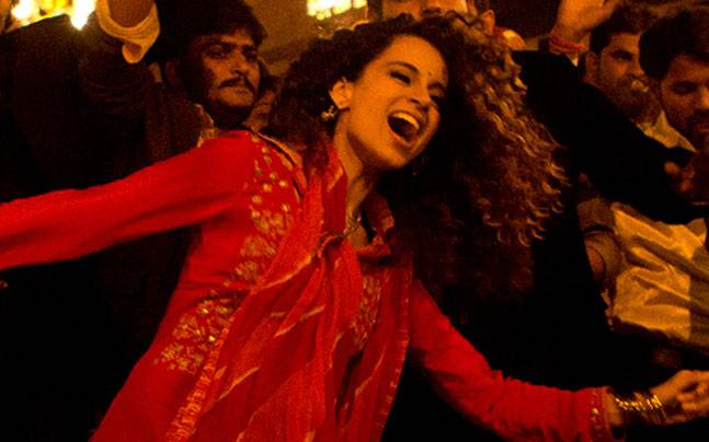 A still from Tanu Weds Manu Returns. Picture courtesy: YouTube. Image for representational purposes only