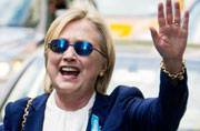 Doppelganger: Hillary Clinton using a body double? Social media is certain she is
