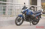 Honda CB Shine SP bike crosses one lakh sales milestone