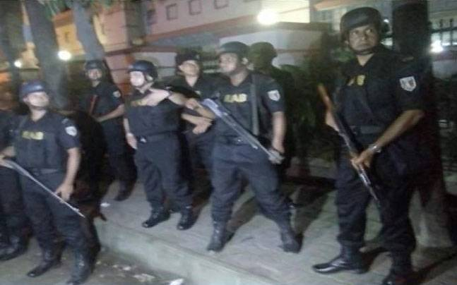Dhaka cafe attack