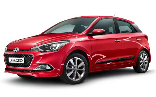 Hyundai Elite i20 Petrol AT