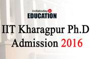 IIT Kharagpur Ph.D admissions 2016: Apply now