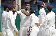 Kanpur Test: India six wickets away from win after Ashwin triple
