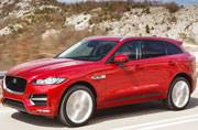 Jaguar F-Pace SUV bookings to commence next week in India