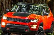 All-new Jeep Compass debuts in Brazil; India launch in 2017