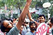 Left, ABVP battle it out in JNU elections