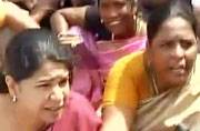 Tamil Nadu bandh over Cauvery dispute: DMK workers block trains; Stalin, Kanimozhi court arrest