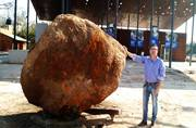 Rock show: World's second biggest meteor discovered in Argentina