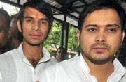 Another picture of Lalu's sons with journalist Ranjan's murder accused surfaces