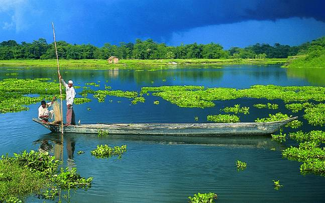 Majuli Is Declared As The Largest River Island In World By - Largest river in the world