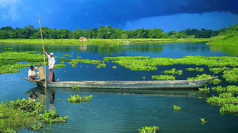 Majuli declared largest river island