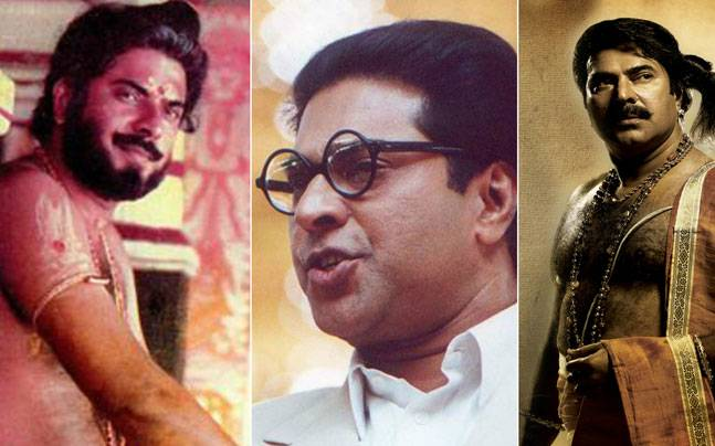Happy Birthday Mammootty, best performances of Mammookka