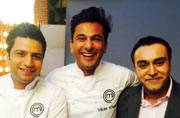 First look of the judges of MasterChef India 5: Vikas Khanna, Kunal Kapur, Zorawar Kalra