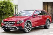 All new Mercedes-Benz E-Class unveiled; to debut at Paris Motor Show