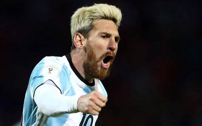 Lionel Messi. (Reuters Photo)