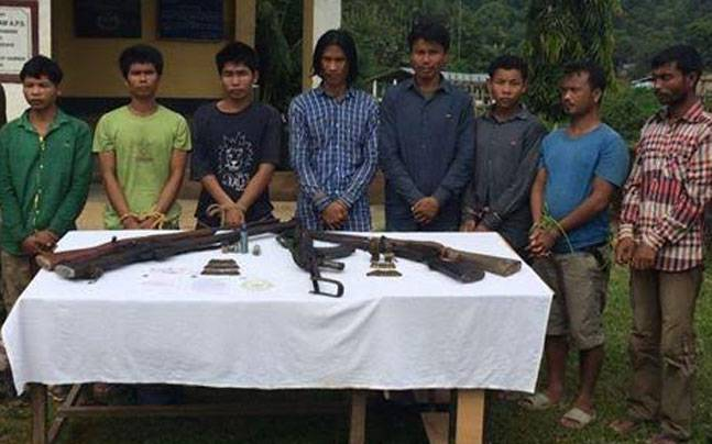 KPLT militants arrested