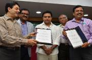 Telanagana enters into collaboration with ISRO to promote education