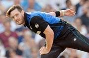 Mitchell McClenaghan out of ODI series against India with pelvis injury