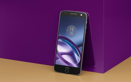 Lenovo to launch Moto Z in India on Oct 4
