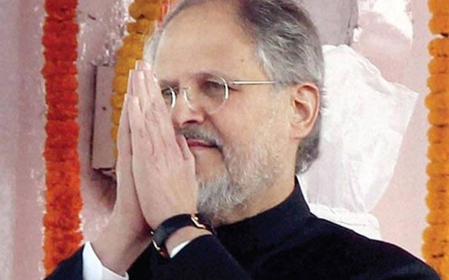 Lt Governor Najeeb Jung