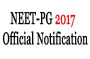 NEET PG 2017: Official notification to be released tomorrow at nbe.gov.in