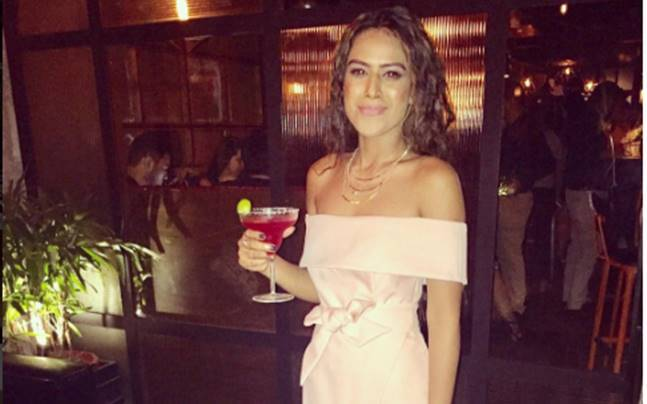 Jamai Raja actress Nia Sharma. Picture courtesy: Instagram/Nia Sharma