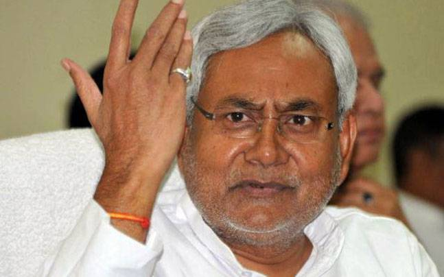 """The state is spending more than 20 per cent of its budget on education,"" said Bihar CM"
