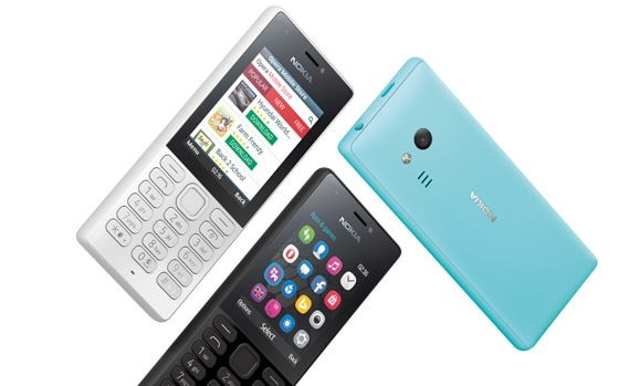 Microsoft launches possibly the last feature phone, Nokia 216 in India