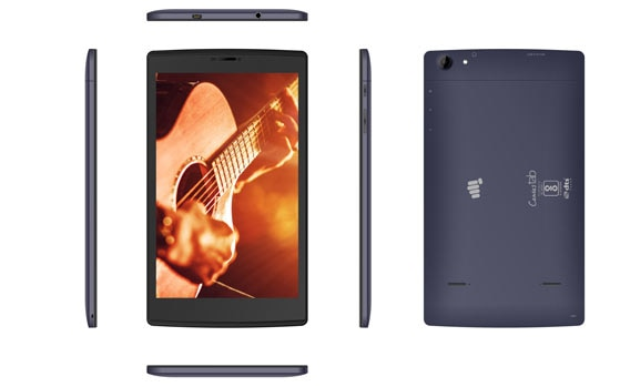 Micromax Canvas Tab P681 with 8-inch display & 4,000mAh battery launched in India