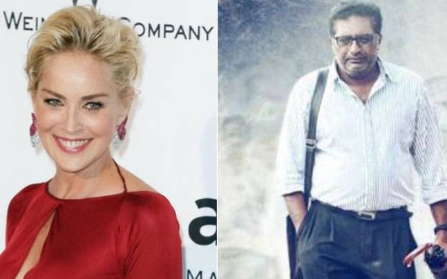 Hollywood actor Sharon Stone to watch Prakash Raj's film