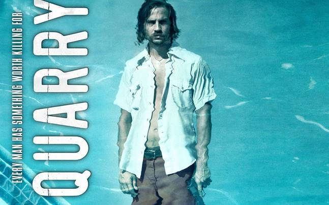A promotional poster of Quarry.