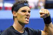 Rafael Nadal completes 'roof' double at US Open